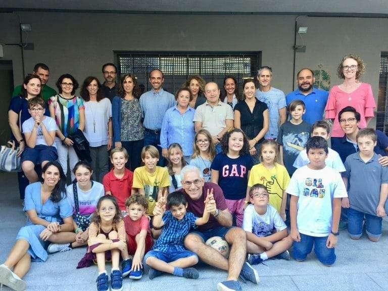 Percorso genitori a Valencia